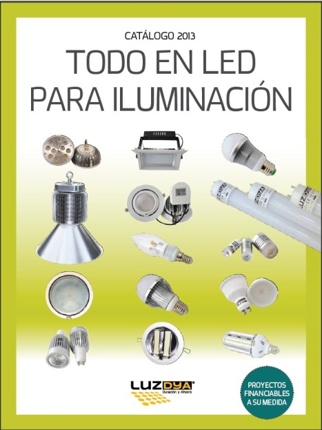 Catalogo Luz y Dia