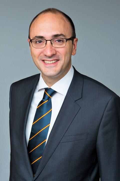 Javier García, Director General de UNE
